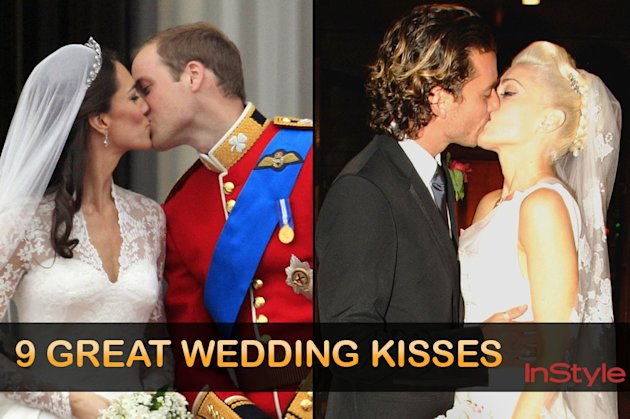 Great Wedding Kisses Titlecard