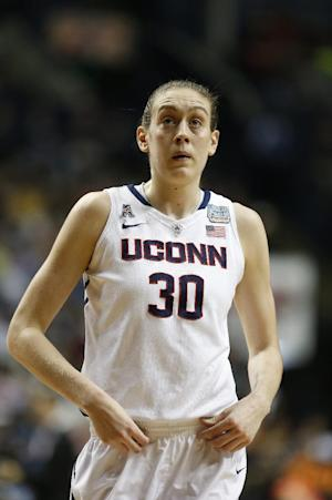 UConn basketball star Stewart vies for Honda Cup