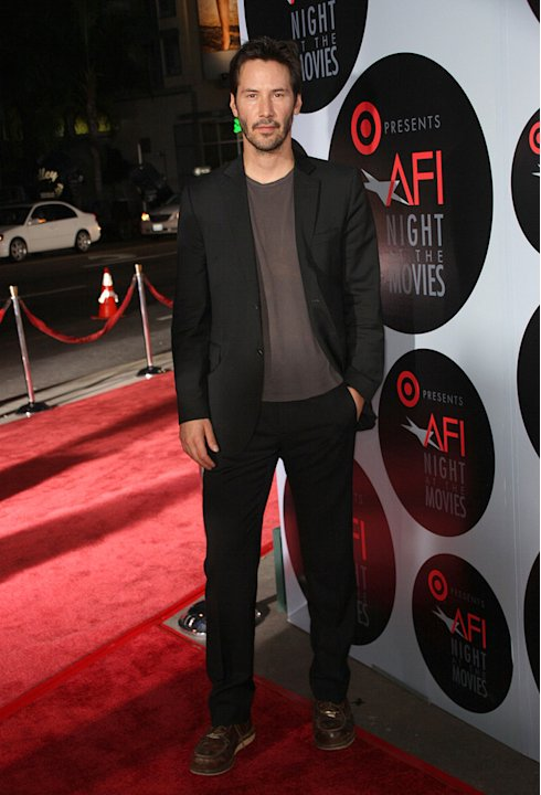 AFI's Night At The Movies 2008 Keanu Reeves