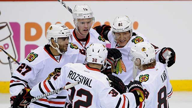 Blackhawks' current lineup better than 2010 roster?