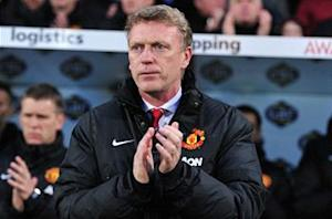 Moyes: Manchester United doesn't need to be the best to win Champions League