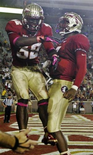 No. 12 FSU takes 51-7 win over Boston College