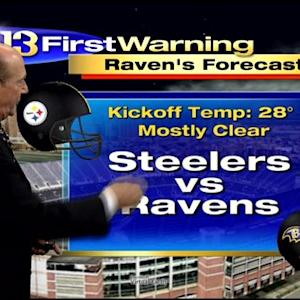 Marty Bass Has Your Thanksgiving Afternoon Forecast