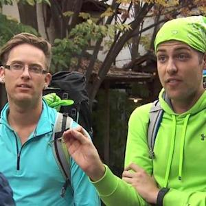The Amazing Race - He Gave Us Candy!