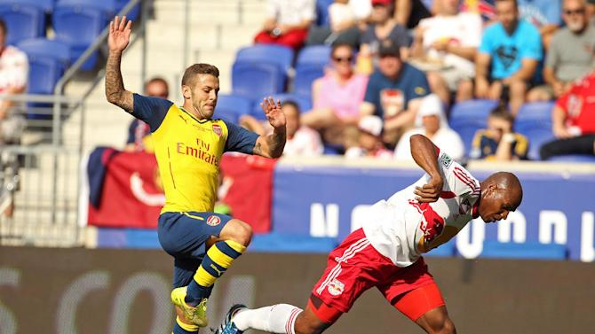 Wright-Phillips lifts Red Bulls past Arsenal