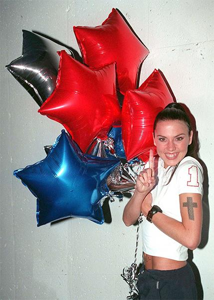 Mel C thinks you're #1