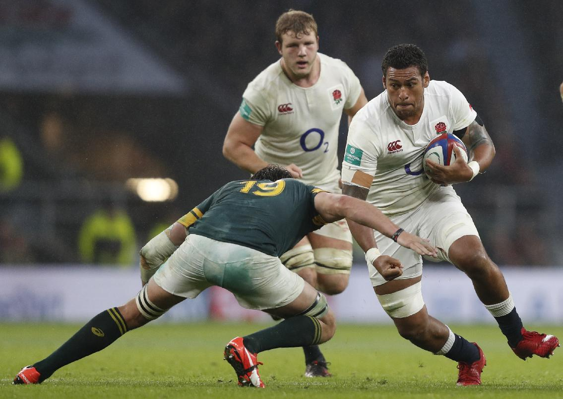 Nathan Hughes to make first England start against Australia