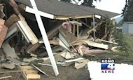 Bulldozer Rampage: Washington Homes Crushed