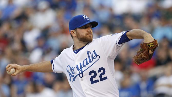 Davis returns, leads Royals over Marlins, 6-2