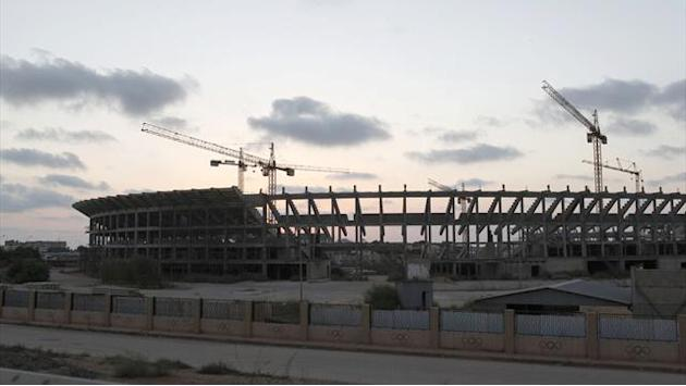 African Football - Libya plans to invest £205 million on stadiums