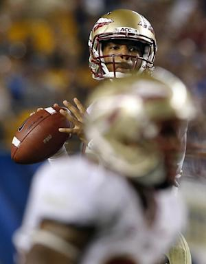 QB Winston continues to shine for No. 8 Seminoles