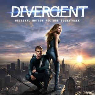 "This CD cover image released by Interscope Records shows the motion picture soundtrack for ""Divergent. (AP Photo/Interscope Records)"