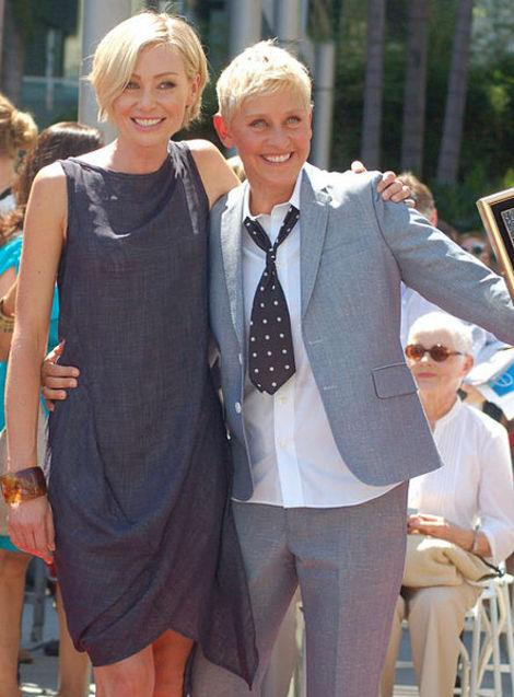 Ellen DeGeneres and Portia De Rossi's New Ranch - Other Celebs with Rustic Digs
