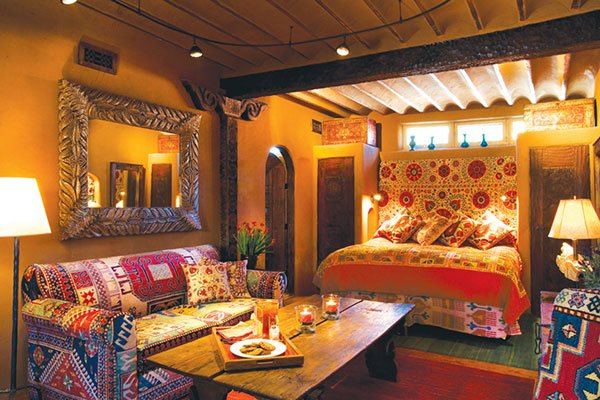 Inn Of The Five Graces In Santa Fe, New Mexico