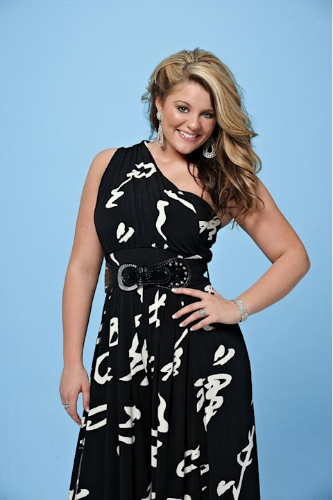 "Lauren Alaina, 16, from Rossville, GA competes on the tenth season of ""American Idol."""