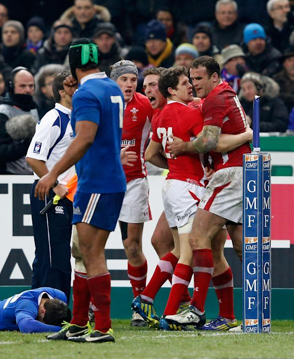 France v Wales - RBS Six Nations