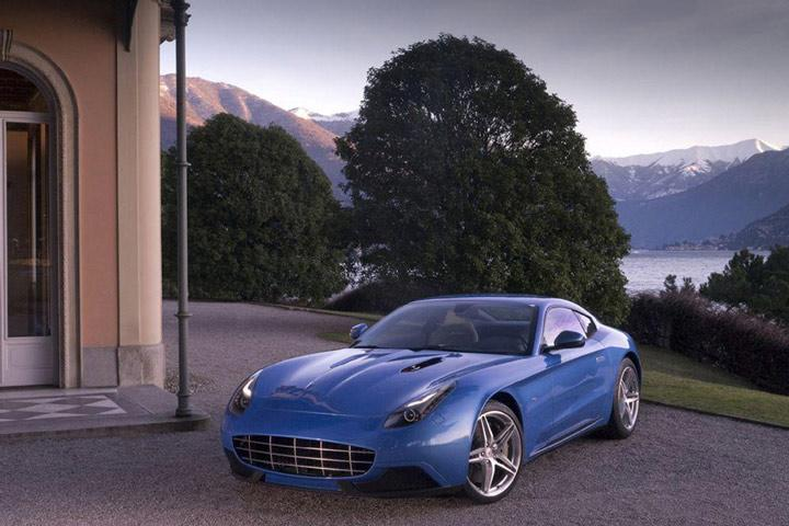 Ferrari F12 Gets Reborn as Touring Berlinetta Lusso