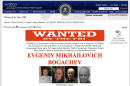 "This image provided by the FBI shows the FBI's wanted poster of Evgeniy Bogachev. The FBI considers Bogachev one of the world's most prolific and brilliant cyber criminals, slapping his photos _ bald, beefy-faced and smiling faintly _ on ""Wanted"" fliers posted online. The Russian would be an ideal target for prosecution _ if only the Justice Department could find him. Unable to bring him into custody in the nine months since his indictment, the government has turned to a time-honored technique long used for more conventional crime: putting a bounty on Bogachev's head. (AP Photo/FBI)"