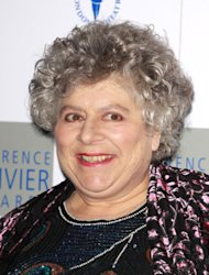Miriam Margolyes leaves will.i.am speechless with race remarks