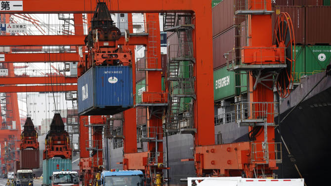 Japan's trade deficit climbs to $10.5B in May