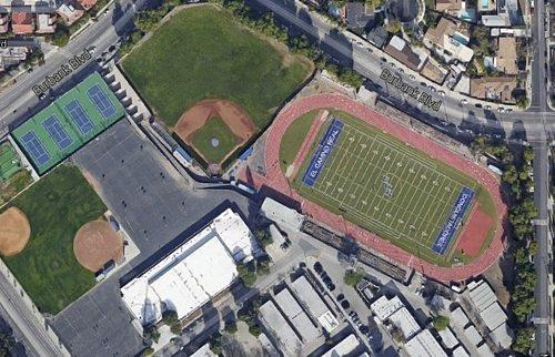 The Weather: Football Fields at Five LA High Schools Have Melted in the Heat