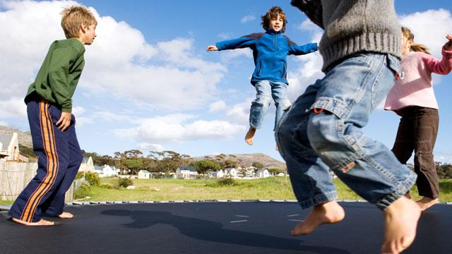 Kids' Close Friends Influence How Active They Are