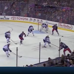 Winnipeg Jets at Columbus Blue Jackets - 11/25/2014