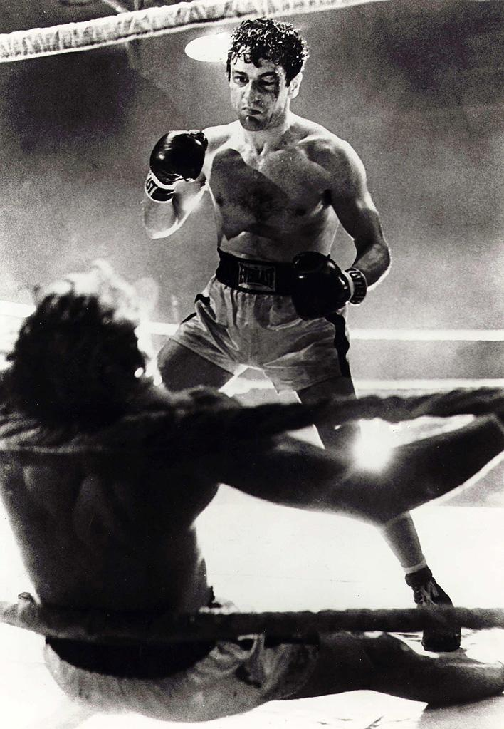 100 Movies Gallery Raging Bull