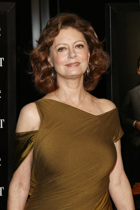 Wall Street: Money Never Sleeps NYC Premiere 2010 Susan Sarandon