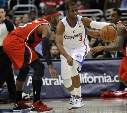 Williams, Bledsoe lead Clippers past Hawks 96-82