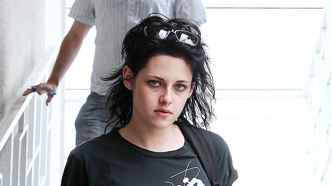Stewart Kristen New Haircut