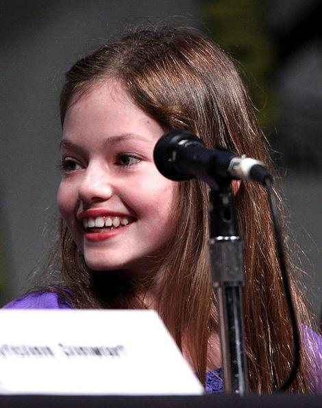 Five Things You Didn't Know About Mackenzie Foy