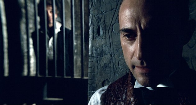Sherlock Holmes Production Photos 2009 Warner Bros. Pictures Mark Strong