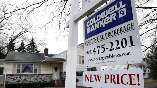 US home prices post healthy gain in December