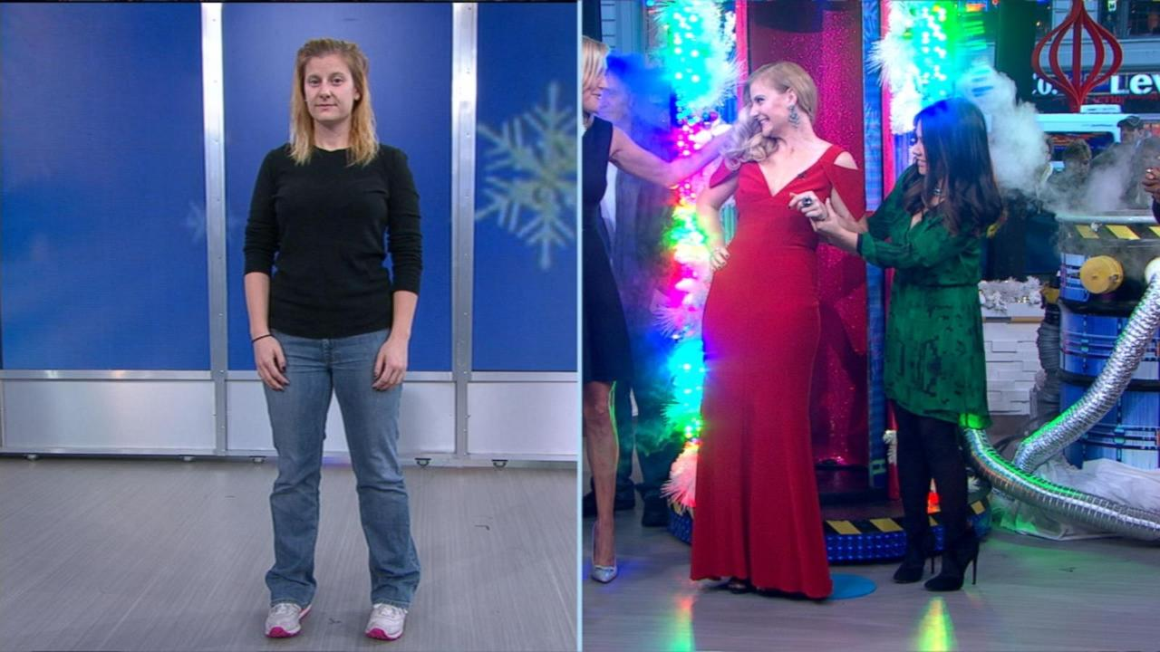 Female Firefighter Gets 60-Minute Makeover on 'GMA'