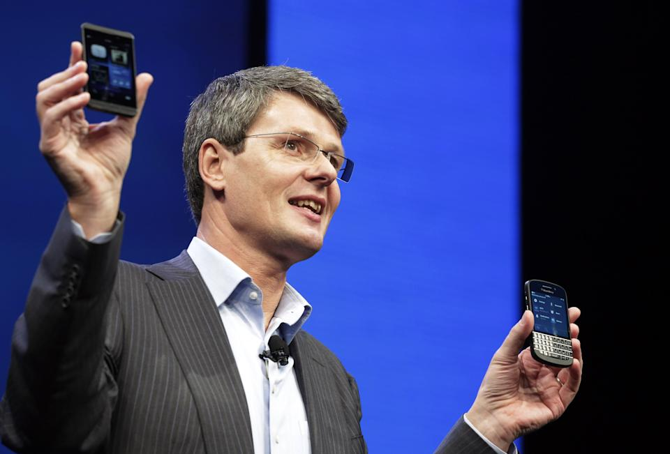 New BlackBerry won't be released in US until March