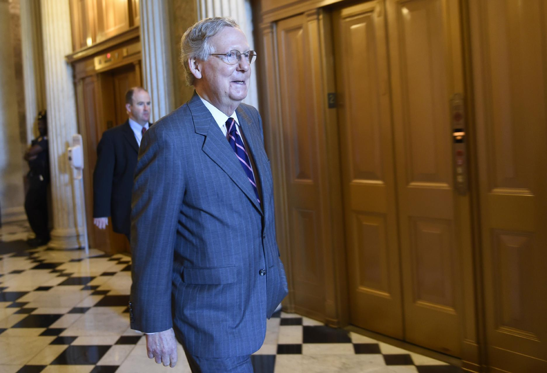 Vacation plans collide with must-do agenda for Senate