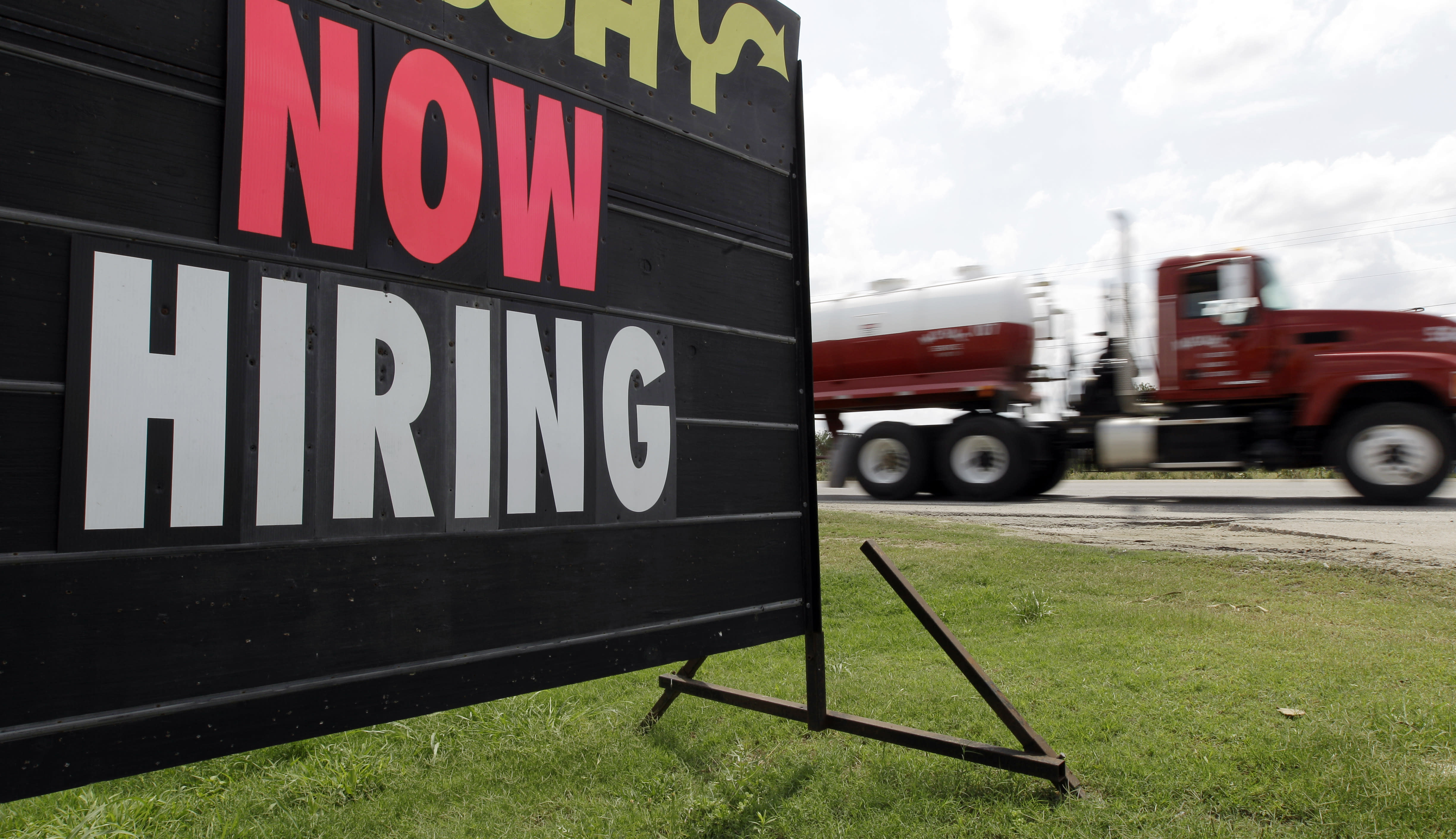 Why Friday's US jobs report could affect Americans' finances