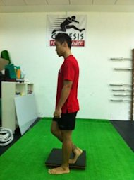 singapore gym training