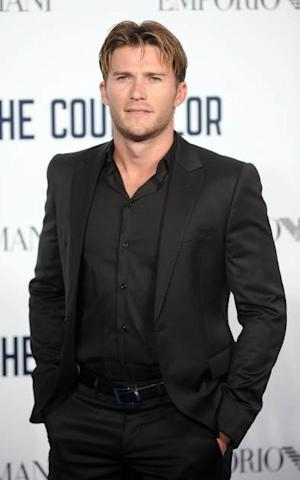 Scott Eastwood attends a special screening of 'The Counselor' at Odeon West End on October 3, 2013 in London -- Getty Images