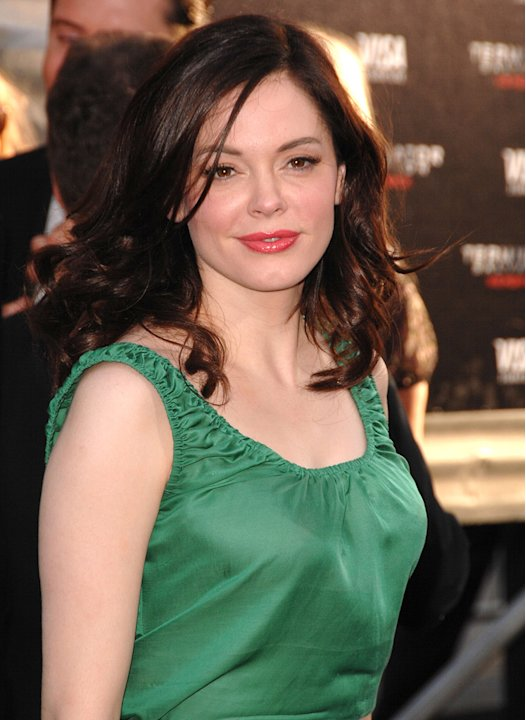 Terminator Salvation LA premiere 2009 Rose McGowan