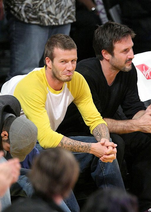 Beckham Arquette Lakers Gm