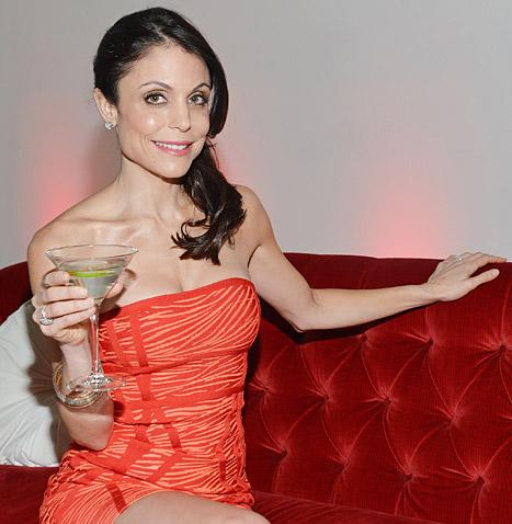 Bethenny Frankel on Divorce Rumors: Watch My Talk Show