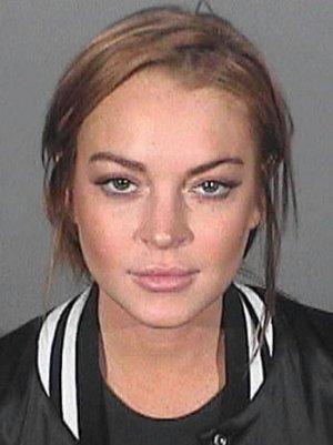 New Lindsay Lohan Mugshot: Star Turns Self In