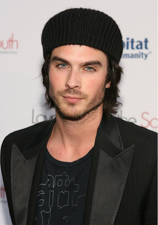 Ian Somerhalder at the Los Angeles book launch of &quot;Love Letters to the South: Messages of Hope and Healing from the World's Best Loved Celebrities&quot; on August 21, 2006. 