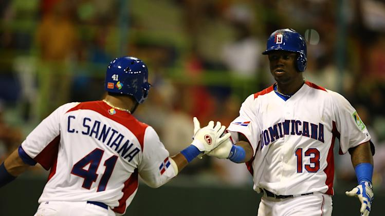 World Baseball Classic - Pool C - Venezuela v Dominican Republic