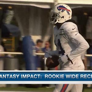 What rookies will make a fantasy impact?