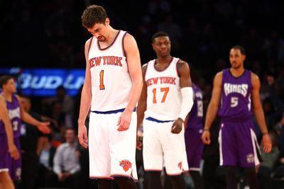 We did it. We found the saddest Knicks quote of the year