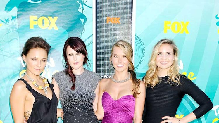 Evigan Willis Patridge Teen Choice Aw