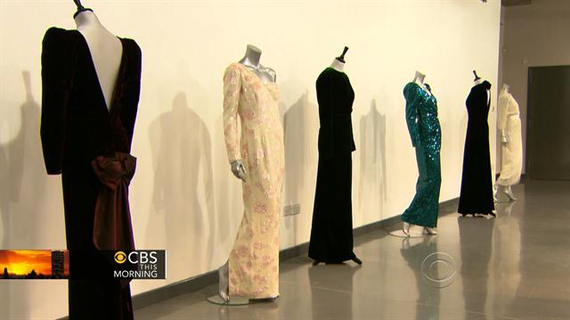 Princess Diana's dresses to be sold at auction